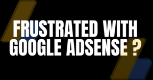 Tired with Google AdSense? ONLY FOR WARRIOR FORUM MEMBERS! Thumbnail