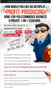Thumbnail of Quit Your Stressful 9-5 Job And Be Your Own Boss For The Rest Of Your Life!.