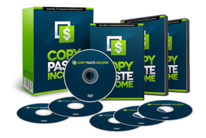 Thumbnail of Copy Paste Affiliate System.