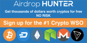 Thumbnail of [ Special $1 Promotion] Crypto Airdrop Hunter - Make a fortune by collecting crypto tokens for free.
