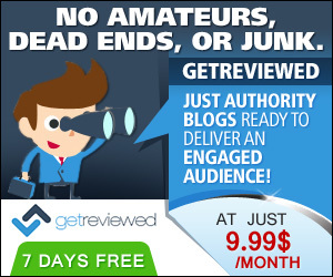 Thumbnail of Get 20% Discount for Your First Sponsored Blog Post Order at GetReviewed.