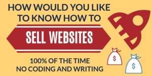 Thumbnail of [PRO-SITE FLIPPING] Start Selling 100% Automated Websites with NO Coding and NO WRITING.