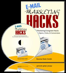 Thumbnail of Email Marketing Hacks.
