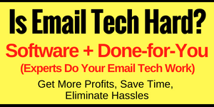 Thumbnail of Done-for-You Email Marketing Automation Solution with Funnels.