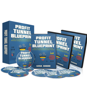 Thumbnail of How to Create Multiple Passive Income Streams - Profit Tunnel Blueprint.