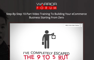 Thumbnail of Free Ecommerce Course <--- For Warrior Members.