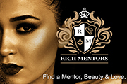 "Thumbnail of [NEW!] RichMentors.com - Dating Site for Warriors! - ""Warriors Need Love, Too!""."