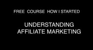 Thumbnail of Understanding Affiliate Marketing.