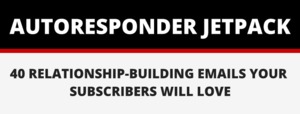 Thumbnail of 40-day, Done-For-You Autoresponder Sequence: Autoresponder Jetpack!.