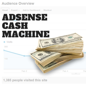 Thumbnail of If You're Not Yet Making At Least $500 You Need To See This -No Fail DFY $$ Adsense Cash Machine $$.