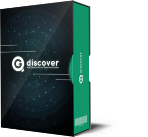 Thumbnail of Discover - Lead Gen tool Cyber Monday.