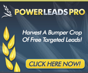 Thumbnail of Power Leads Pro X Offline Marketers Wet Dream- Save Big!.