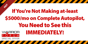 Thumbnail of If You Are Not Making At least $5,000/mo on Complete Autopilot, You Need to See This IMMEDIATELY!.