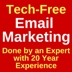 Thumbnail of [Done for You] Tech-Free Email Marketing.
