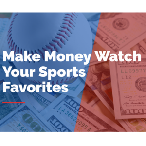 Thumbnail of Make Money Watch Your Sports Favorites - The Investment System In MLB.