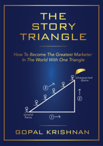 Thumbnail of The Story Triangle - How to become the Greatest Marketer in the World with One Triangle?.