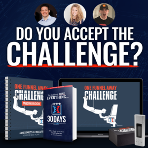Thumbnail of Join The One Funnel Away Challenge And Launch Your First (or Next) Sales Funnel From Scratch!.