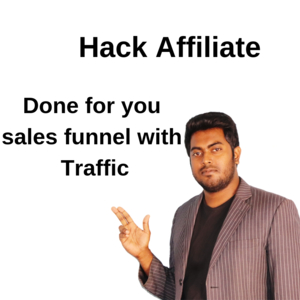 Thumbnail of Affiliate marketing hacks- Done for you funnels with 400 free bonus traffic.