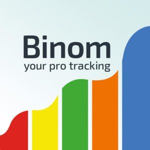 Thumbnail of Binom - The Tracker For Professionals [-40% coupon for Warriors].