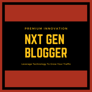 Thumbnail of Nxt Gen Blogger: Growing websites the next-generation way.