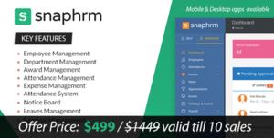 Thumbnail of SnapHRM Flash Sale.