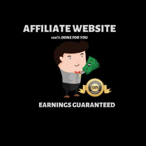 Thumbnail of [Guaranteed Revenue] CPA Affiliate Business - 100% Done For You.