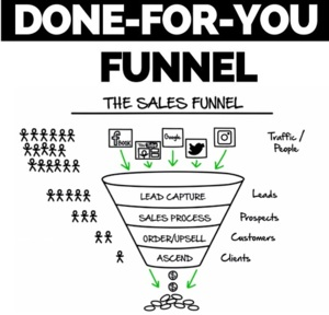 Thumbnail of Million Dollar Marketer Will Build You a 5-Part Funnel to Sell ANY Product/Service/Affiliate Offer!.