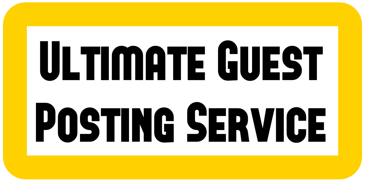 [High Quality Authority Backlinks] Ultimate Guest Posting Service - Only  Manual Outreach!
