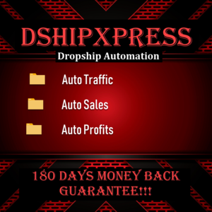 Thumbnail of [DONE FOR YOU] Auto=>(Store + Share + FREE Traffic) = Automated $XXX - 180 Days Money Back Guarantee.