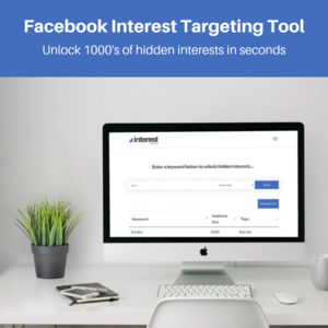 Thumbnail of [Facebook interest targeting tool] -  unlock thousands of hidden interests you can target.