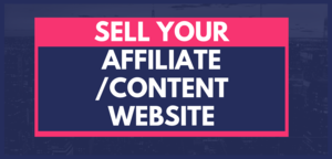 Thumbnail of [FREE] A DFY Service to Sell Your Affiliate/Niche Website, Pay Nothing Until it's Sold.