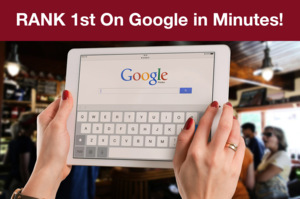 Thumbnail of FREE - 1St Page Google Rankings in Minutes.