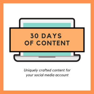 Thumbnail of (SALE) 30 Unique, Hand-Crafted Social Media Posts For $97.