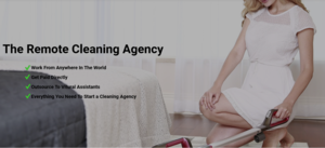 Thumbnail of The Remote Cleaning Agency.