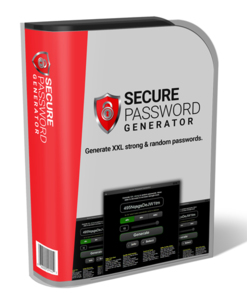 Thumbnail of Secure Password Generator 1.5.