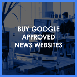 Thumbnail of I will provide google news approved websites..