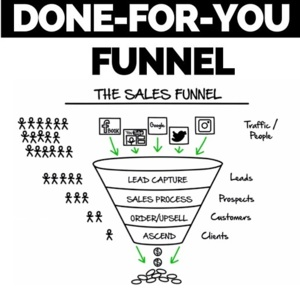 Thumbnail of Get 5 Brand New,  Done-For-You Sales Funnels - The Fastest & Easiest Way to Sell and Profit Online..