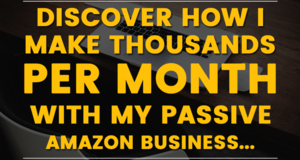 Thumbnail of [HOT] How To Make Thousands Per Month On Amazon.