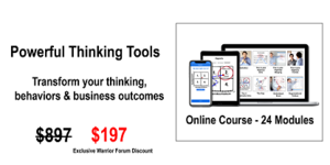 Thumbnail of Experience Business Breakthrough: 6 Powerful Thinking Tools.