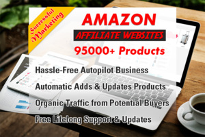 Thumbnail of We Build Successful Amazon Affiliate Websites with Organic Traffic from Potential Buyers.