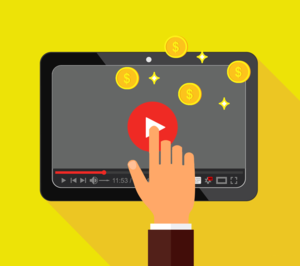 Thumbnail of Get Monetized Youtube Channel / 1000 Subscribers & 4000 Watch Hours / Ready To Show Ads On Videos.