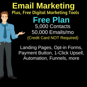 Thumbnail of [FREE for Life] Get Email Marketing and All the Digital Marketing Tools.