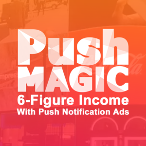 Thumbnail of [50% OFF] 6-Figures A Year And Work DONE FOR YOU? Welcome To The Most Comprehensive Push Ads Course!.