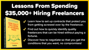 Thumbnail of The Ultimate Guide to Hiring Quality Freelancers Without Breaking Your Bank!.