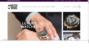 Thumbnail of Watches Ecommerce Dropshipping Business - Profitable Business FOR SALE ! Newbie Friendly.
