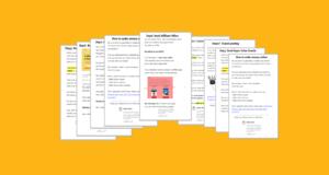 Thumbnail of Build Your Autopilot Web Business With Affiliate Marketing.