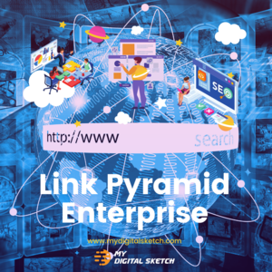 Thumbnail of SEO Pyramid Link Building Services.