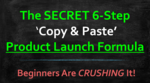 Thumbnail of [PRODUCT LAUNCH COACHING] 6-Step 'Copy-Paste' Product Launch Formula (Beginners Are CRUSHING It!).