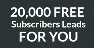 Thumbnail of 20,000 FREE Leads For You To Help You Start Making Money Quickly.