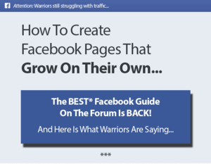 Reach 10,000+ People With 'Self-Growing' Facebook Pages... Thumbnail